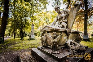 Nachrichten aus der Anderswelt - Alter Nordfriedhof