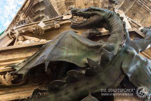 Auf der Jagd nach dem grünen Drachen (Rätseltour für Kinder)