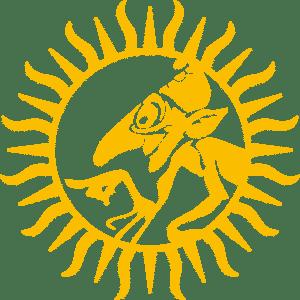 Logo Mystix Goldgelb