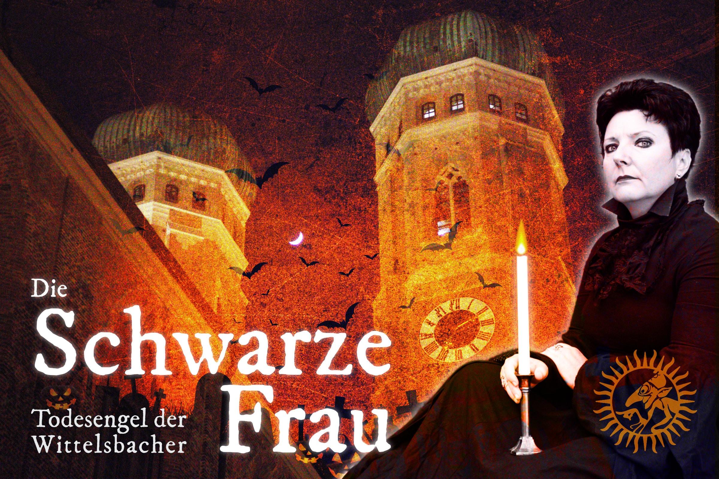 Halloween Schwarze Frau 2019 Titelbild