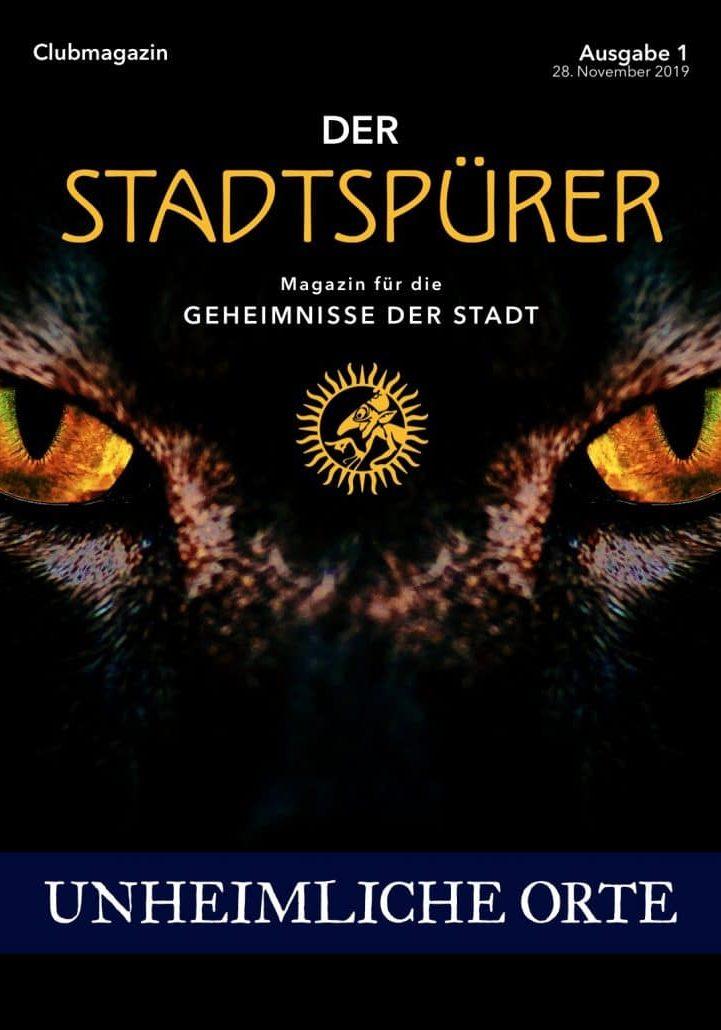 Stadtspuerer Magazin Ausgabe 1 Titelbild