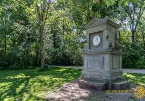 Englischer Garten Rumford Denkmal