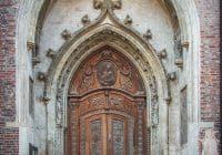 Frauenkirche Brautportal