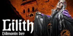 Halloween Lilith 2019 Titelbild