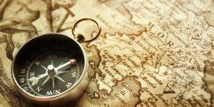 Mystische Karte