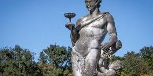 Nymphenburg Skulpturen Bacchus 5