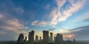 Stonehenge in Südengland